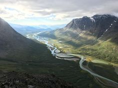 Hiking in Sarek National Park, Sweden. One of the last true wild areas in the north - Ciff_ Wonderful Places, Beautiful Places, Amazing Places, Visit Sweden, Our Planet Earth, Landscape Photographers, Solo Travel, Nature Photography, National Parks