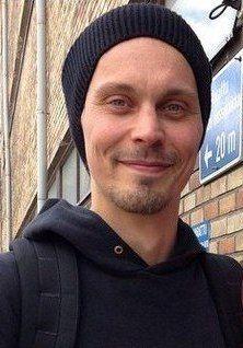 Ville Valo hoy 05.06.2015, en Nosturi, Helsinki, Finlandia. Original: https://instagram.com/p/3i0cwBiBVj/?taken-by=mmiamarianne