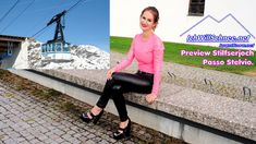 Preview mit Lena: Passo Stelvio/Stilfserjoch Louis Vuitton Twist, Latex, Youtube, Shoulder Bag, Bags, Fashion, Step By Step, Handbags, Moda