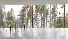 Interiors by Giorgio Possenti