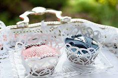 Best weddings cupcakes ever for best friends! See more on www.kuchenkoenigin.de or www.facebook.com/diekuchenkoenigin