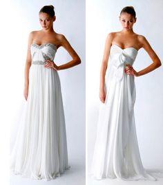 Marchesa Simple Wedding Dresses