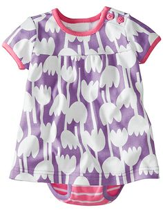 It's A Playdress, It's A Daydress from Hanna Andersson | #babies