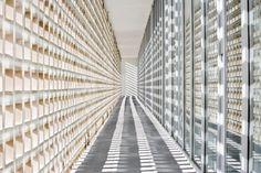 BAAS Arquitectura || Centro Médico - CAP Progrés-Raval (Badalona, España) || 2010