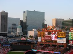 Busch Stadium St. Louis