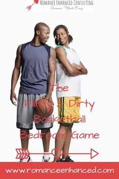 "This is the best basketball gift for your basketball lover! It is also a great stay at home date night idea for March Madness! ""Foul-play"" is encouraged in this bedroom game!   Check it out at www.romanceenhanced.com/bedroom-games #basketball #basketballlove #basketballgift #sexybasketballgift #sexybasketball #basketballdateidea  #basketball🏀"