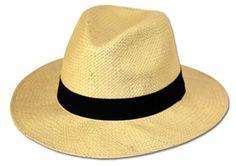 Summer Straw Panama Hat Porkpie Indiana Jones Hat Wide Flat Brim Fedora Hat Cap
