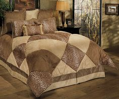 Safari Royale by Sherry Kline - BeddingSuperStore.com