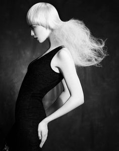 Hair by @staceychalkley @beauxamis salon for @hjinteractive #bha15 #fashion #blonde