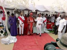 The Pere of Kabowei Kingdom, Barrister Shadrach Erebulu, Aduo lll, who is said to be the youngest king in the entire Ijaw nation - has revealed he doesn't allow women to wear trousers, or speak any other language except Ijaw in his palace. The young graduate of Delta State University (DELSU), Abr