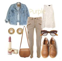 """""""Hipster."""" by dyversesoul ❤ liked on Polyvore featuring Very Volatile, Mason's, A.P.C., Chanel, H&M and Estée Lauder"""