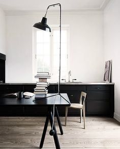Office / Heide Lerkenfeldt.
