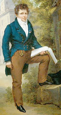 1817 Nicolas-Pierre Tiolier by French painter François-Édouard Picot en.wikipedia.org