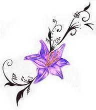 feminine tattoo design... #tattoo