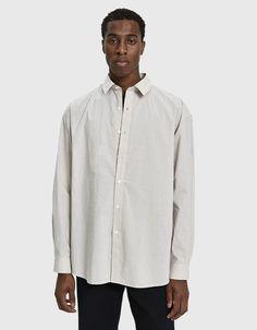 8ca9f8770214 Éditions M.R   Pantheon Oversized Button Up Shirt