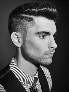 Undercut Hairstyles For Men   Undercut Hairstyles For Men Are Less Edgy,  More Sophisticated Haircuts