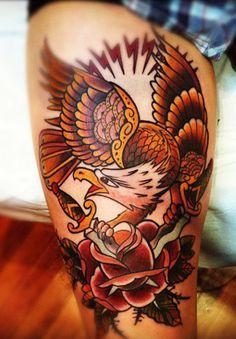 Tattoo Artist - Mikael de Poissy | www.worldtattoogallery.com/tattoo_artist/mikael-de-poissy