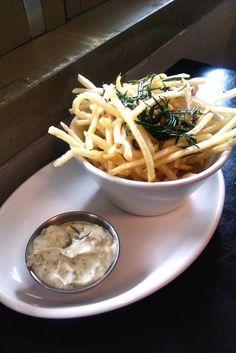 Best fries ever: Gourmet Burger Kitchen - Skinny Fries