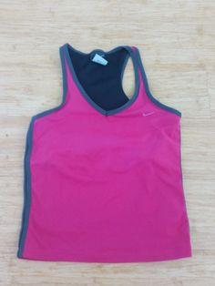 Top rose T.S Nike 15,00 € - fitness sport sportswear femme women pink débardeur