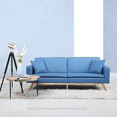 Modern Tufted Linen Splitback Recliner Sleeper Futon Sofa (Blue)  BUY NOW     $204.99    Mid-century style futon with sliptback reclining option. Available in 4 different colors Dark Grey, Light Grey, Blue and Purp ..  http://www.homeaccessoriesforus.top/2017/03/07/modern-tufted-linen-splitback-recliner-sleeper-futon-sofa-blue/