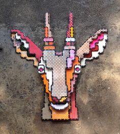 Deer Head ( F X E )