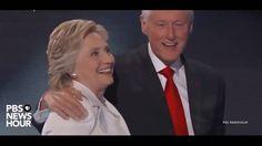 Hillary Clinton shows her tax returns