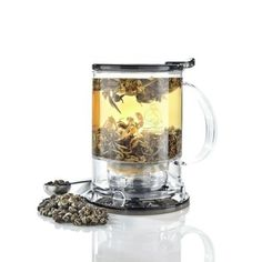 $19.95 Teavana PerfecTea Tea Maker, 16oz: Amazon.com: Kitchen & Dining