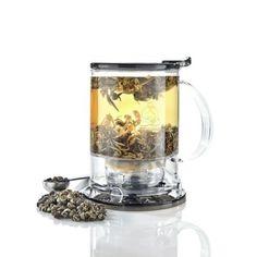 $19.95 Teavana PerfecTea Tea Maker, 16oz: Amazon.com: Kitchen & Dining