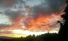 Morning has broken Morning Has Broken, Clouds, Celestial, Sunset, Outdoor, Outdoors, Sunsets, Outdoor Games, Outdoor Life