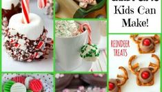 20 Christmas Candy Gifts Kids Can Make!