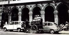 AVENIDA DE LA MARINA.MITICA CAFETERIA LOS PORCHES. Porches, Old Pictures, Street View, Vertigo, Relleno, Rio De Janeiro, City, Sentences, English Homes