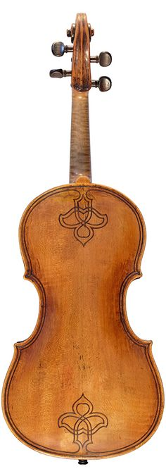 An outstanding example by one of the great Renaissance forefathers of the modern violin.