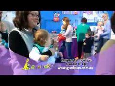 Gymbaroo Newcastle Babies