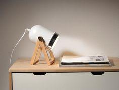Desk Lamp, Table Lamp, Lighting, Home Decor, Books, Table Lamps, Bedroom, Living Room, White People