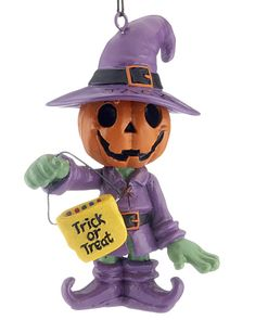 Free personalizations. Order 5+ items for free shipping. Buy the Halloween Pumpkin Man Personalized Christmas Ornament for yourself or a loved one this holiday.