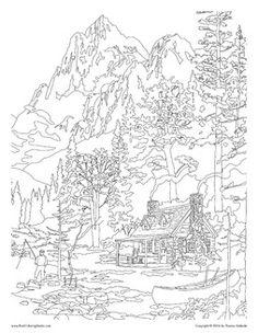 Image result for thomas kinkade sweetheart cottage ADU