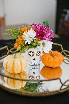 Pottery Barn Halloween At Home -