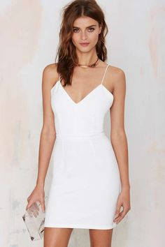 Glamorous Bridgette Bodycon Dress - LWD   Body-Con      Newly Added   Dresses
