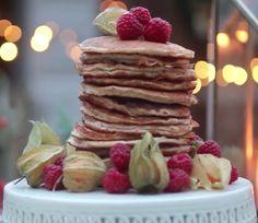 Pancakes for Christmas #pancakes #christmas #create #bake #inspiration #table #decoration