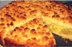 Cele mai moi rulouri cu mere preparate rapid. Se mențin proaspete mult timp! - Bucatarul Ricotta, Biscuit, Banana Bread, Pie, Desserts, Food, Sweets, Torte, Tailgate Desserts