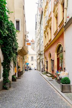 Wander the quaint streets of Regensburg, Germany. This well-preserved medieval city and UNESCO World Heritage Site boasts patrician houses and structures dating back to Roman times.