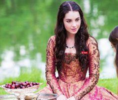 A beautiful Regency Era Dress.