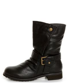Why can't they make a boot like this that actually provides protection AND looks good??