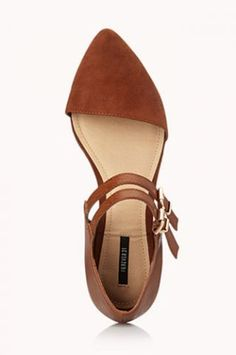 Pointed Toe Shoes - Stylish Spring Flats, Footwear