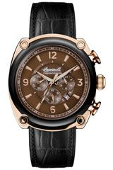 Ingersoll The Michigan Ruskea/Nahka mm Ingersoll Watches, Luxury Watches For Men, Sport Watches, Chronograph, Michigan, Quartz, Accessories, Leather, Nordstrom
