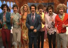 Juan Direction- One Direction on SNL. LOL! I love Louis and Niall!