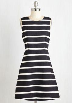 Lyons, Tigers and Wears Dress | Mod Retro Vintage Dresses | ModCloth.com