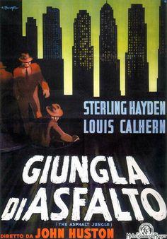 The Asphalt Jungle (1950)  HD Wallpaper From Gallsource.com