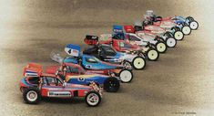 TEAM ASSOCIATED RC10 to RC10 B5M - THE HISTORY Part2