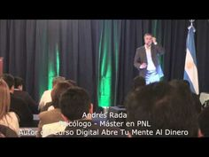Abre Tu Mente Al Dinero - Conferencia en Vivo - YouTube